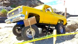 CALL to CRAWL 2017 (CTC) Part 2 - Wheelin' at a Canadian 🇨🇦 RC Trail Truck Event | RC ADVENTURES