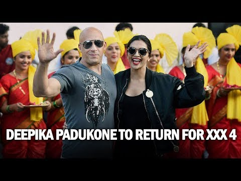 Xxx Mp4 Deepika Padukone To Return For XXX 4 3gp Sex