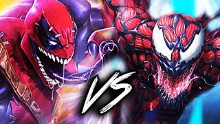 Venompool VS Carnage Battle | Marvel: Contest of Champions