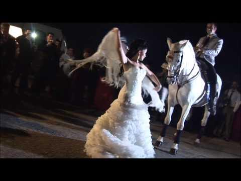 sevillanas a caballo boda