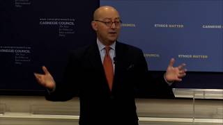 Admiral James Stavridis: Sea Power: The History and Geopolitics of the World's Oceans