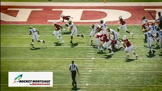 Football in 60 Seconds: Michigan at Indiana