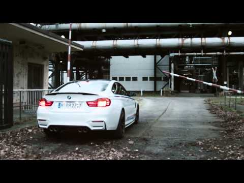 The Ultimate Playground BMW M4 with M Performance Parts