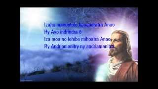 Adeline - Alfa sy Omega (Lyrics)