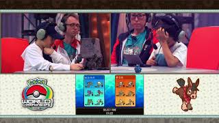 2018 Pokémon World Championships: VGC Junior Division Finals