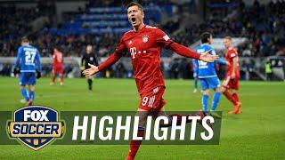 90 in 90: 1899 Hoffenheim vs. Bayern Munich | 2018-19 Bundesliga Highlights