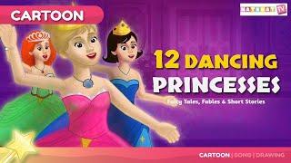 Dancing Princesses /Tale in Telugu / పిల్లలకు కొత్త కధలు