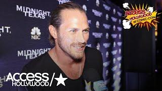 'Midnight, Texas' At Comic-Con: Jason Lewis On Playing Angel Joe Strong
