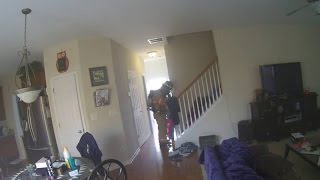 Nest Cam | Real life emergency clip shot on Nest Cam.