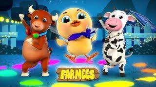Kaboochi   Dance Songs For Children   Cartoons For Babies   Farmees