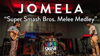 JOMELA - Super Smash Bros. Melee Medley (Live @ Super Smash Con)