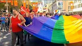 Australia plans 'postal vote' on same-sex marriage