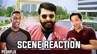 The Great Father Mass Scene Reaction   Mammootty   PESHFlix Entertainment