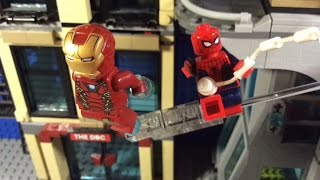 Lego Spider-Man Homecoming          The non-movie accurate version