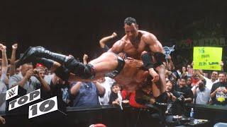Stolen finisher beatdowns - WWE Top 10