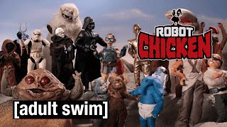 Best of Nerd | Robot Chicken | [adult swim]