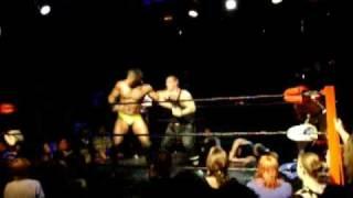 PWS Orlando Jordan & Johnny B-Wire vs Wesley Croton & Steve Taurus