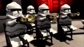 Star Wars Lego Orchestra