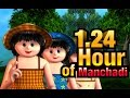 Manchadi Manjadi Full 1 24 Hours Of Manchadi Animated Songs And Stories