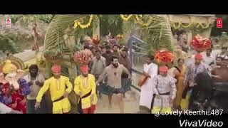 Rangasthalam about anandamanandamaye good song