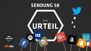 Das Urteil zu Episode 58 | NEO MAGAZIN ROYALE mit Jan Böhmermann - ZDFneo