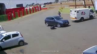 Johannesburg G4S cash in transit robbery