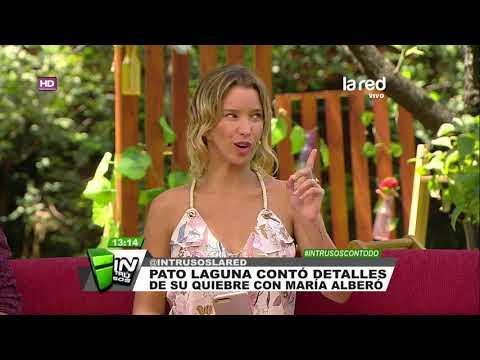 Xxx Mp4 Estuvieron 6 Años Juntos Pato Laguna Desclasificó Su Amor Con María Alberó Antes De Iván Zamorano 3gp Sex