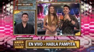 La palabra mas buscada Pampita habló sobre las fotos hot con Pico
