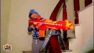 Đồ Chơi Bắn Súng Nerf Cuộc Chiến Siêu Súng Bazoka : Nerf War Troll