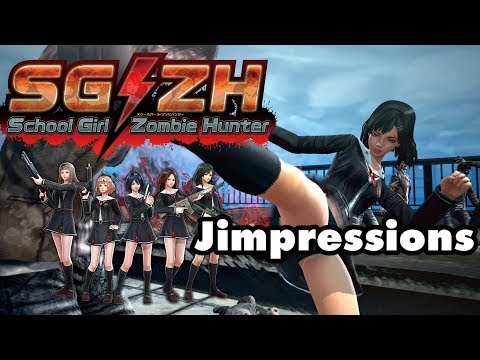 Xxx Mp4 School Girl Zombie Hunter Zombie Panic Shooting Action Jimpressions 3gp Sex