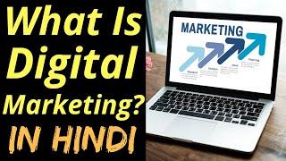 What Is Digital Marketing In Hindi By Amku Tech