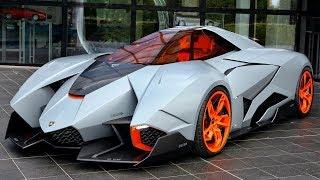 أسرع 10 سيارات فى العالم ( تصل  إلي سرعات جنونية ) .. !!