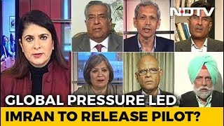 Pak To Release Pilot: Pakistan's Peace Gesture Or India's Diplomatic Coup?