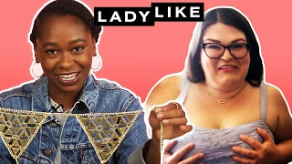 We Tried Extreme Bras • Ladylike