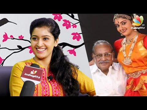 Ravichandran's granddaughter Tanya : He's the reason for my Tamil debut | Interview