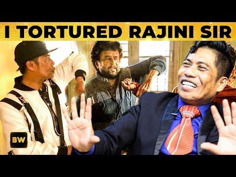 Xxx Mp4 PETTA How I Tortured Rajini Sir Rajini S Shocking Reply Reveals Stunt Master Peter Hein 3gp Sex