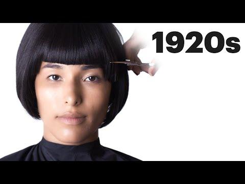 100 Years of Bangs Allure