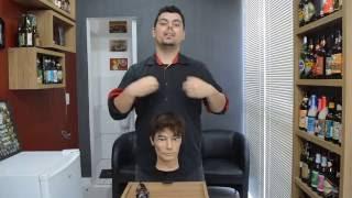 Como usar a máquina de corte? - Curso de barbeiros