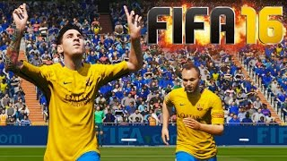 FIFA 16 Goal Compilation