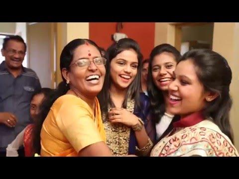 new generation kerala tamil wedding krishnan + reshma teaser
