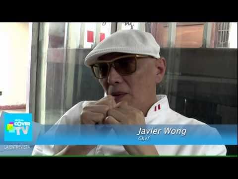 Entrevista con Javier Wong el cocinero que prepara el mejor plato del mundo