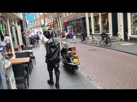 Heavy Rubber Walking street show