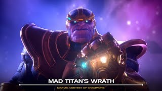 Mad Titan's Wrath | Marvel Contest of Champions