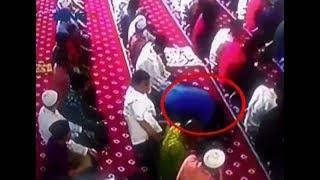 Orang yang meninggal saat sujud di masjid