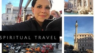 Spiritual Realizations While Traveling