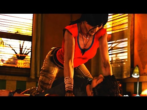 Xxx Mp4 Uncharted Nathan Drake Collection Chloe Has Sex With Drake 3gp Sex