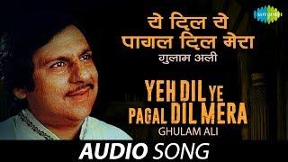 Yeh Dil Ye Pagal Dil Mera (Awargi) | Shaam-E-Ghazal | Ghulam Ali