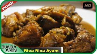 Rica Rica Ayam Resep Masakan Indonesia Rumahan Mudah Simpel Recipes Indonesia Bunda Airin