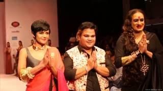 India Runway Week - Mandira Bedi & Laxmi Narayan Tripathi