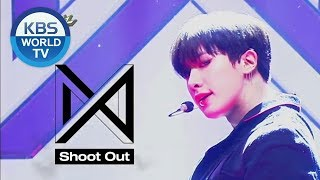 MONSTA X - Shoot Out [Music Bank Stage Mix Ver.]